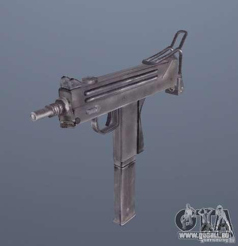 Grims weapon pack1 pour GTA San Andreas quatrième écran