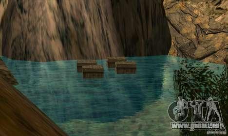Kreuzung v1. 0 für GTA San Andreas fünften Screenshot