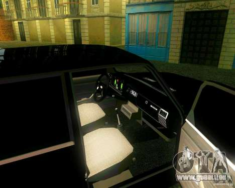 VAZ 21047 pour GTA San Andreas vue de droite