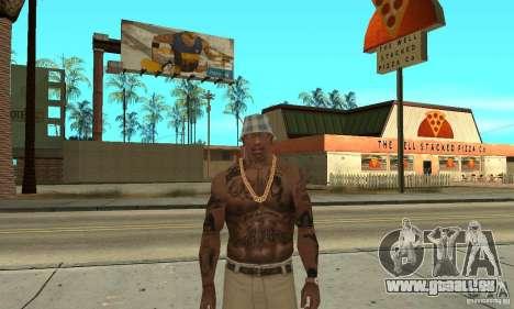 Tattoo mod für GTA San Andreas