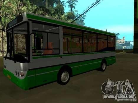 3237 GROOVE (un) pour GTA San Andreas vue arrière