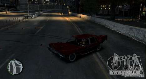 Dégâts voiture réaliste pour GTA 4 secondes d'écran