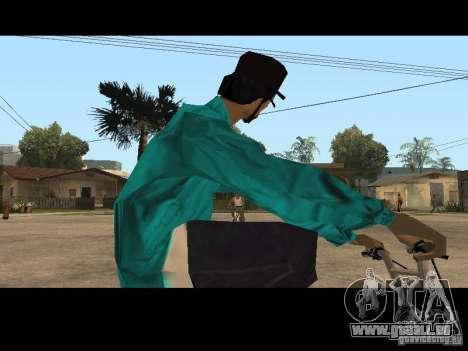 Varrio Los Aztecas pour GTA San Andreas deuxième écran