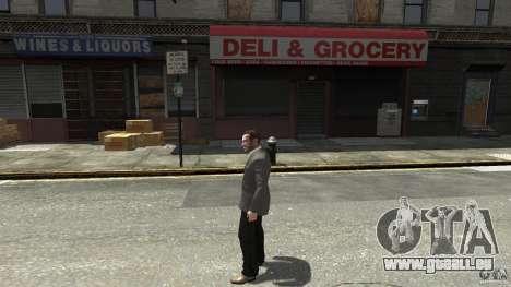 Jean noir pour GTA 4 secondes d'écran