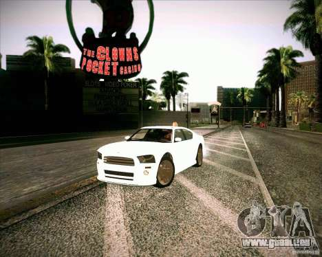 GTA 4 TBoGT chez Buffalo pour GTA San Andreas vue de droite