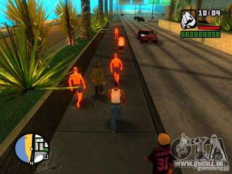 Texturen von East Beach für GTA San Andreas her Screenshot