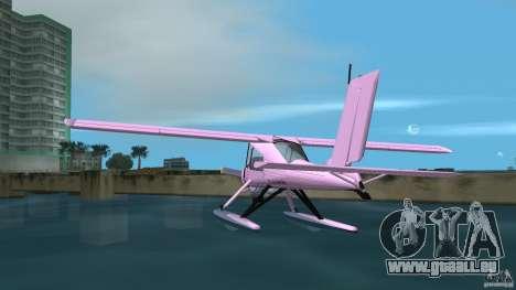 PZL 104 Wilga für GTA Vice City rechten Ansicht