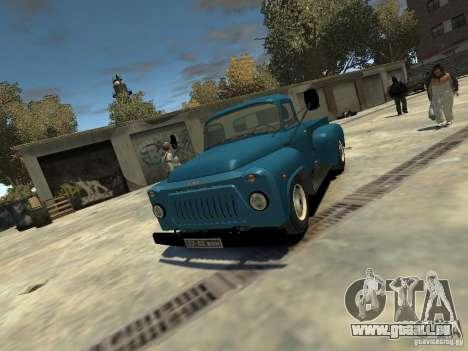 Gaz 52 HotRod pour GTA 4