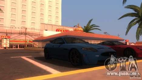 Sunny ENB Setting Beta 1 für GTA San Andreas dritten Screenshot