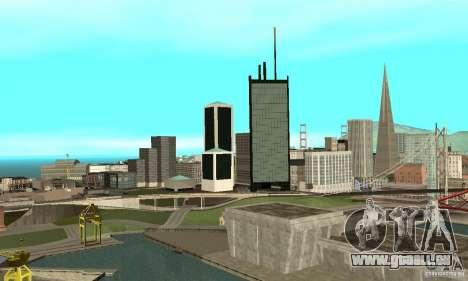 10x Increased View Distance für GTA San Andreas