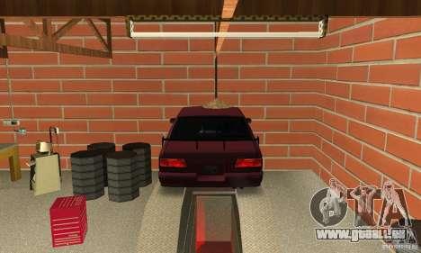 Johnsons Business (Johnsons Auto Service) pour GTA San Andreas troisième écran
