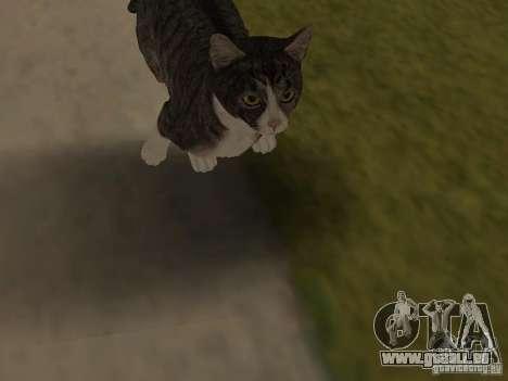 Tiere für GTA San Andreas