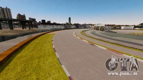 Tsukuba Circuit v3.0 für GTA 4 siebten Screenshot