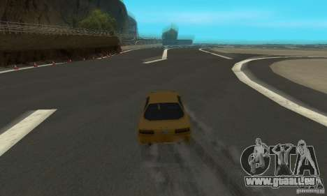 Drift City für GTA San Andreas fünften Screenshot