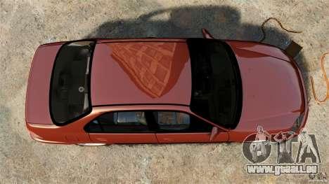 Honda Civic iES pour GTA 4 est un droit