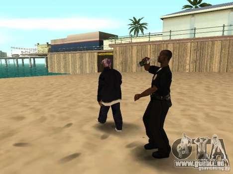 Tenpenny pour GTA San Andreas