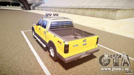 Ford F150 FX4 OffRoad v1.0 für GTA 4 hinten links Ansicht