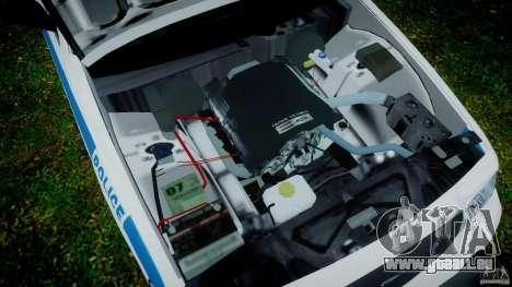 Ford Crown Victoria 2003 v.2 NOoSe für GTA 4 obere Ansicht