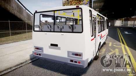 GROOVE-4234 für GTA 4 hinten links Ansicht