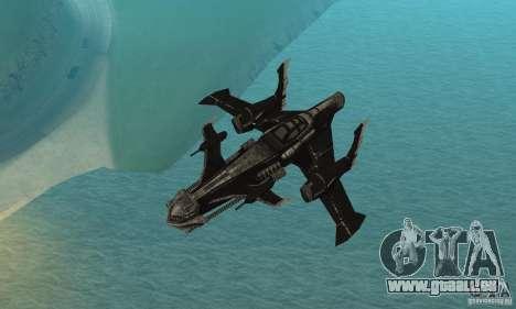 Hydra TimeShift Skin 2 für GTA San Andreas Innenansicht
