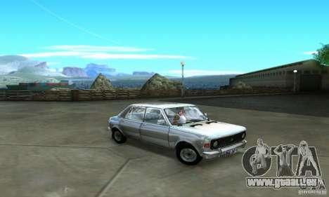 Zastava Stojadin pour GTA San Andreas vue de droite
