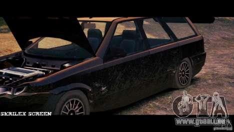 HD Dirt texture pour GTA 4 troisième écran