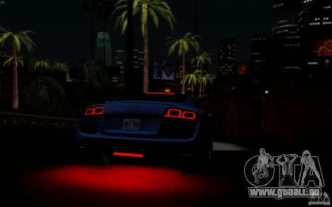 Sa Game HD pour GTA San Andreas huitième écran