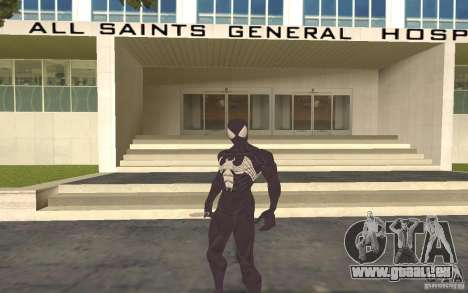 Skins from Spider-Man für GTA San Andreas zweiten Screenshot
