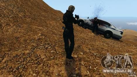 Bullet Time pour GTA 4 quatrième écran