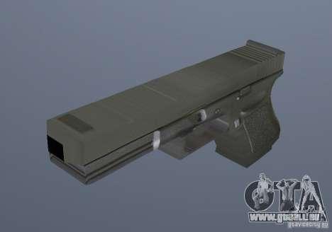 Glock 17 für GTA Vice City zweiten Screenshot