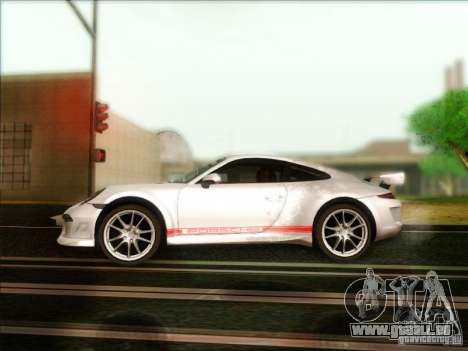 Porsche 911 Carrera S (991) Snowflake 2.0 für GTA San Andreas linke Ansicht