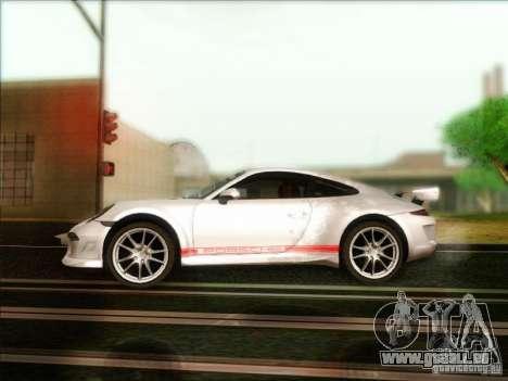 Porsche 911 Carrera S (991) Snowflake 2.0 pour GTA San Andreas laissé vue