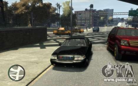 Crown Victoria pour GTA 4