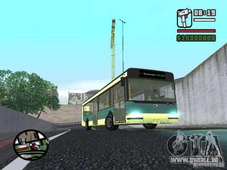 XTunnerHUN Team Man pour GTA San Andreas vue de droite