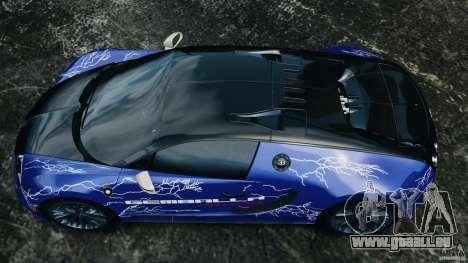 Bugatti Veyron 16.4 Super Sport 2011 v1.0 [EPM] für GTA 4 rechte Ansicht