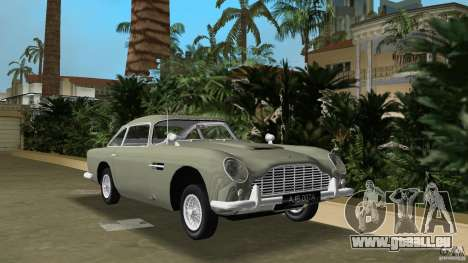 Aston Martin DB5 63-54 (JAMES BOND) für GTA Vice City