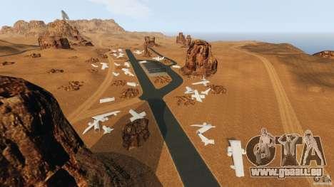 Red Dead Desert 2012 pour GTA 4 quatrième écran