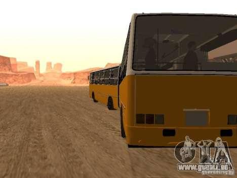 IKARUS 280.46 pour GTA San Andreas vue arrière