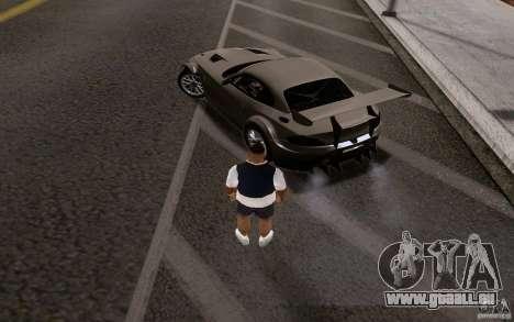 Classic Cars For Sale sur pour GTA San Andreas septième écran