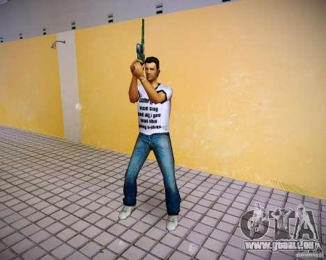 Mauser C96 pour le quatrième écran GTA Vice City