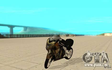 GTAIV TLAD Hakuchou Custom Version [paintjob] für GTA San Andreas