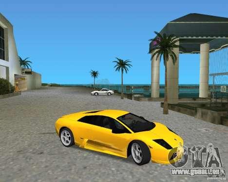 2005 Lamborghini Murcielago für GTA Vice City