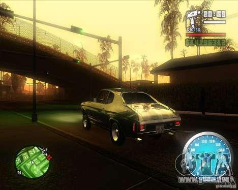 MadDriver s ENB v.3.1 pour GTA San Andreas