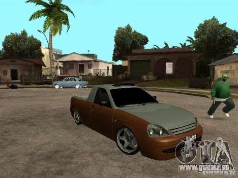 LADA 2170 Pickup für GTA San Andreas