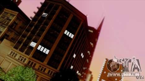 SA Beautiful Realistic Graphics 1.5 pour GTA San Andreas dixième écran