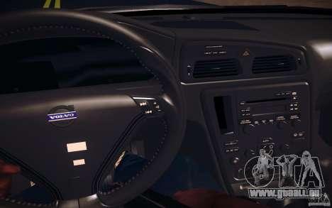 Volvo S 60R für GTA San Andreas Seitenansicht