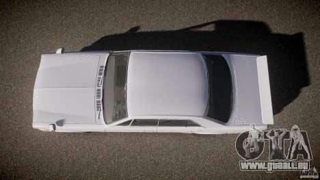 Nissan Skyline GC10 2000 GT v1.1 pour GTA 4 vue de dessus