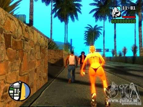 Textures de East Beach pour GTA San Andreas sixième écran