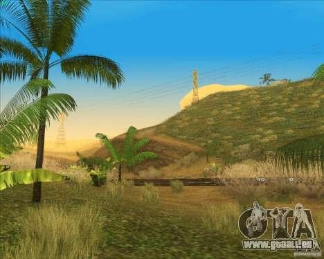 Project Oblivion 2010 HQ SA:MP Edition pour GTA San Andreas cinquième écran