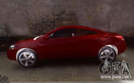Pontiac G6 pour GTA 4 est une gauche
